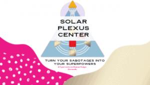 solar plexus center | Krisha Young