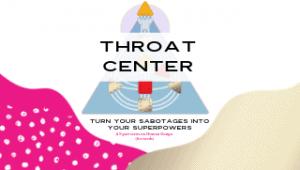 throat center | Krisha Young